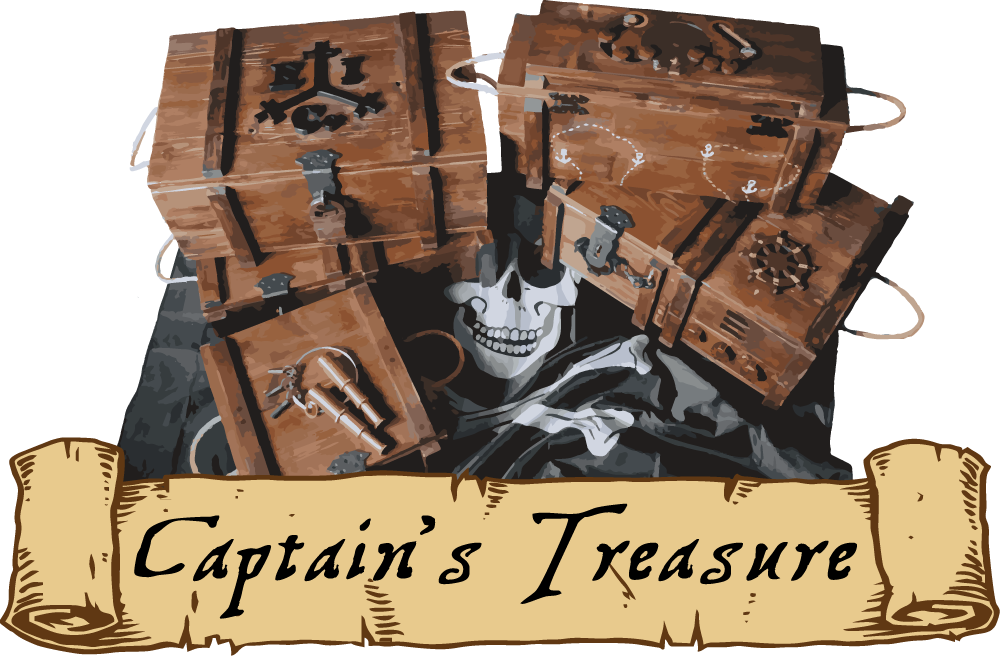 Review: Co-Decode Captain's Treasure Portable Puzzle