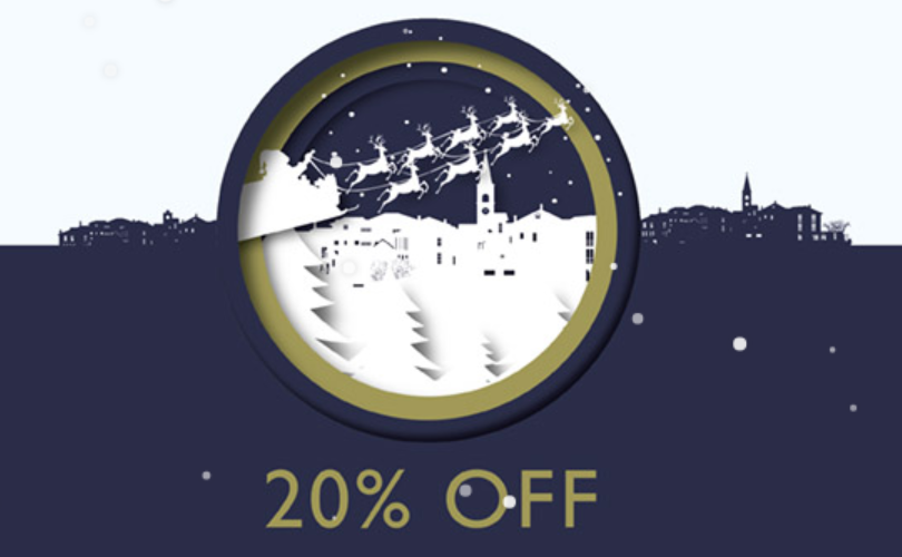 20% Off Your Christmas Celebration at Hall & Woodhouse