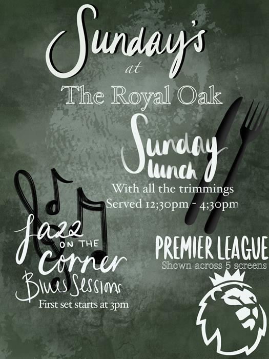 Jazz on the Corner at The Royal Oak