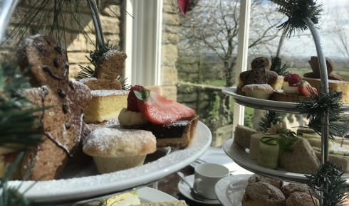 Festive Afternoon Tea at Cricklade House