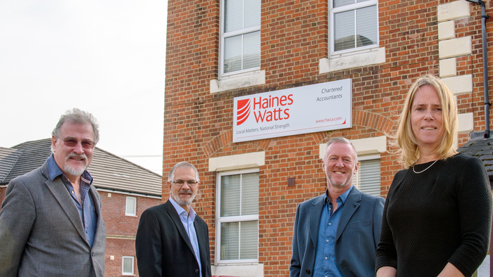 HAINES WATTS SWINDON EXPANDS INTO THE Cotswolds