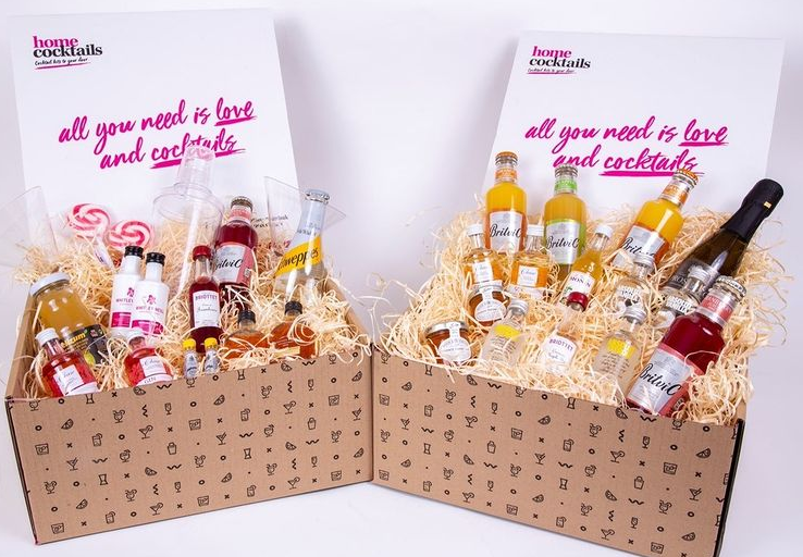10% OFF Home Cocktail's Gift Boxes