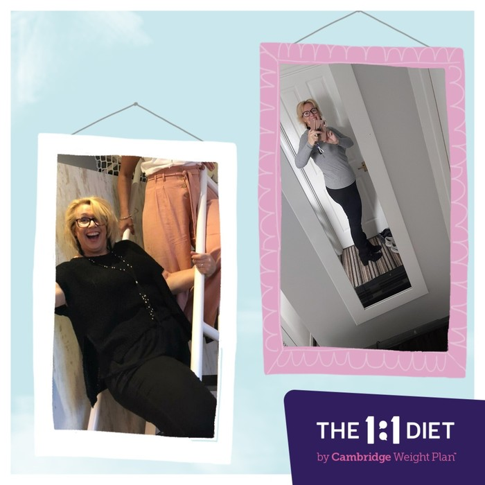 The Diet Lady's Weight Loss Story
