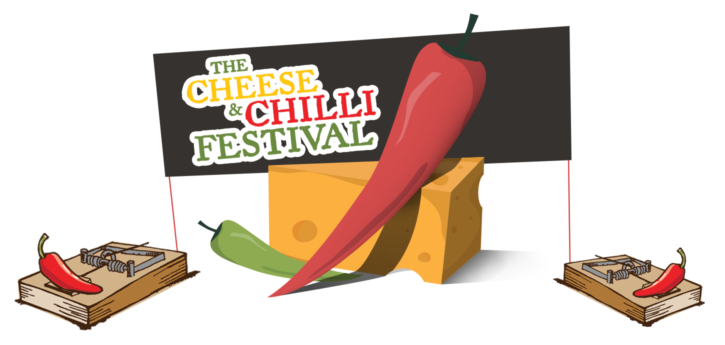 Win 5 Family Tickets to the 2021 Cheese & Chilli Festival