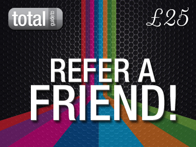 Refer a Friend to Total Guide to