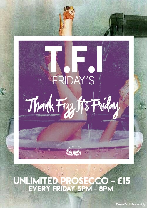 Thank Fizz It's Friday!