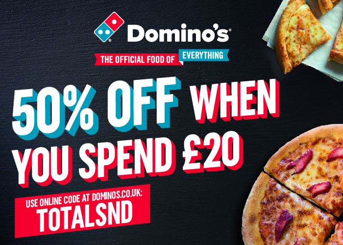 Domino's Pizza Offer Swindon