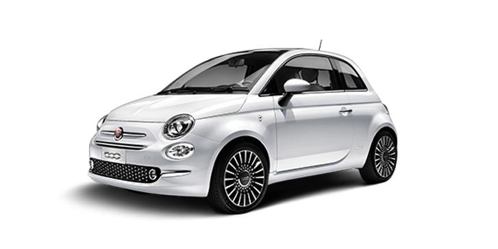 Fiat 500 from £139 per month*