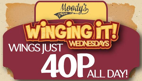 Winging It Wednesdays
