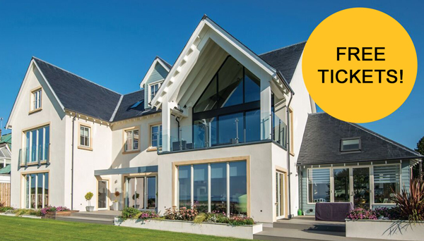 FREE Tickets for The National Self Build & Renovation Show