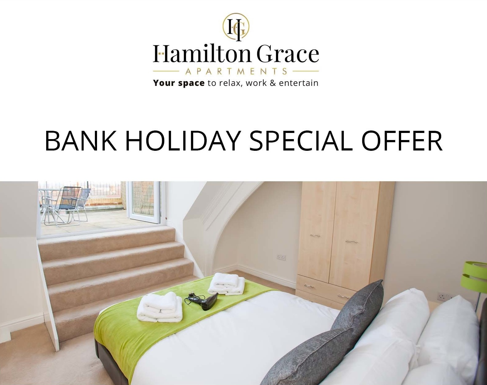 Bank Holiday Special Offer