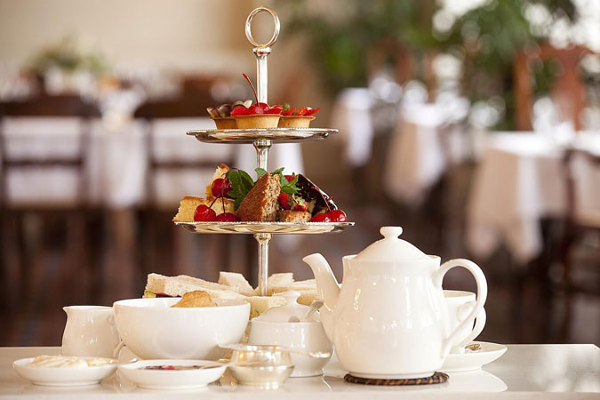 Free Afternoon Tea Room Hire