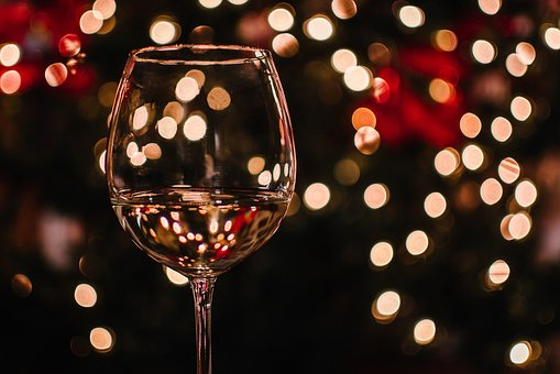 Free Case of Wine for Christmas Bookings