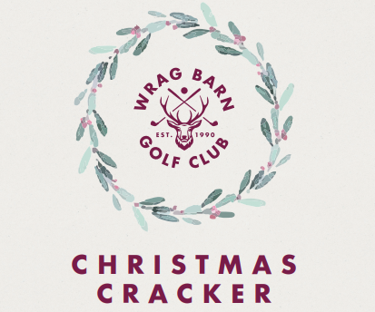 Christmas Cracker Golf Package