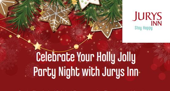 Christmas Party Night Early Bird Booking Offer