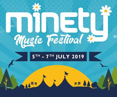 Discounted Tickets for Minety Festival