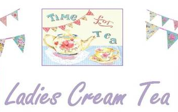 Ladies Cream Tea