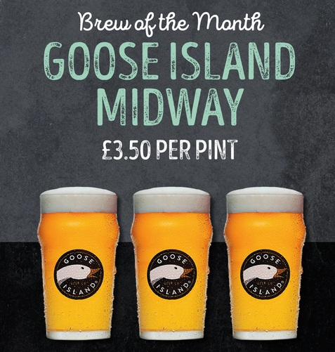 Brew of the Month - Just £3.50
