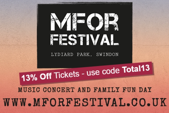 13% Off MFOR Festival Tickets!