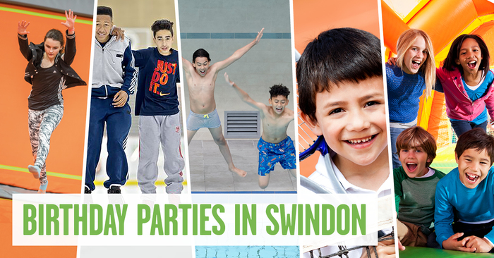 Birthday Party Packages from £12.50pp