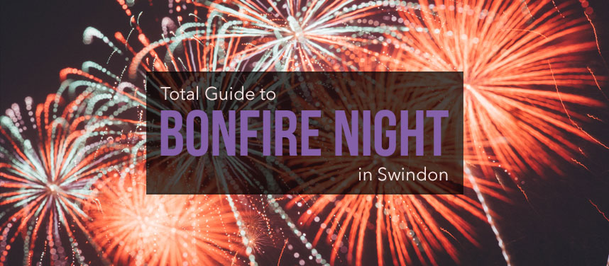 Bonfire Night in Swindon