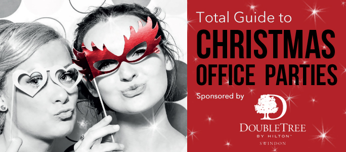 Christmas Office Parties in Swindon