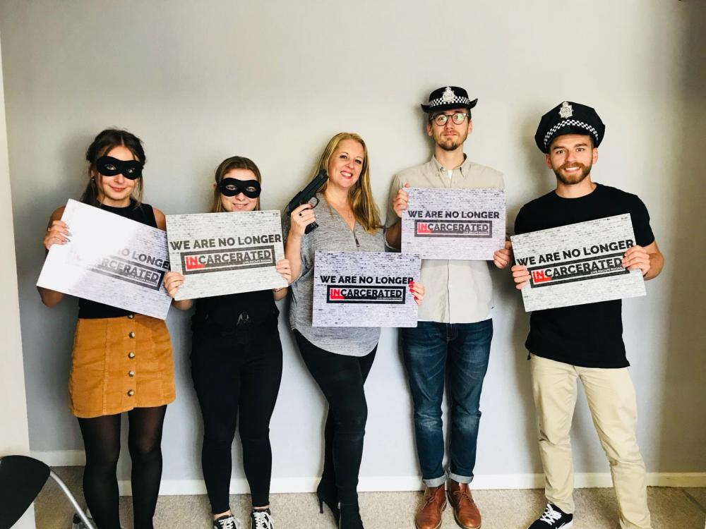REVIEW: Team Total take on Incarcerated Live Escape Rooms
