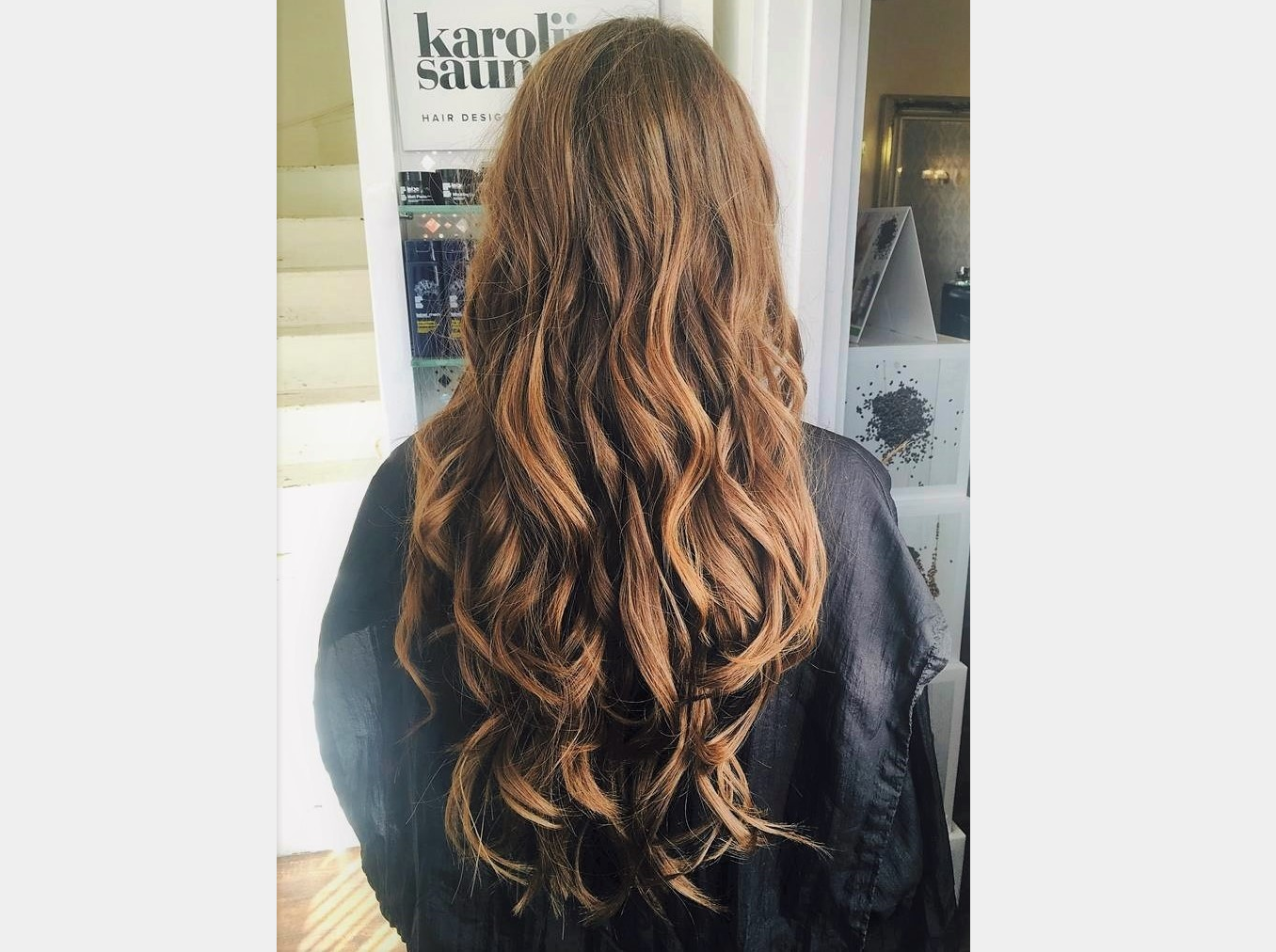 Review: Treatment, Cut & Blow Dry at Karoliina Saunders Hair Design