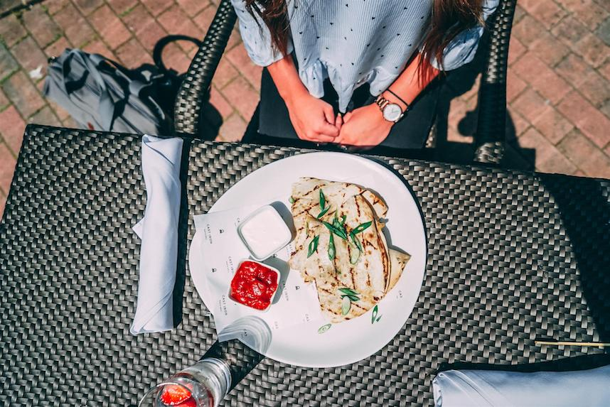 REVIEW: Al Fresco Lunch at Swindon Marriott