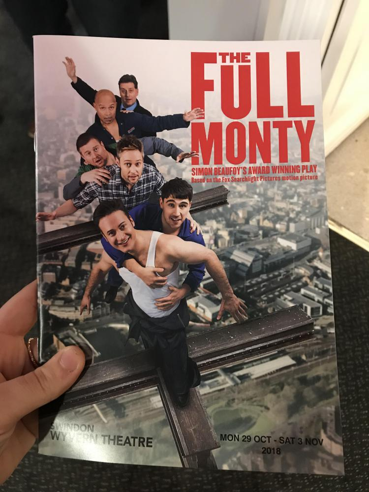 REVIEW: The Full Monty Press Night at the Wyvern Theatre