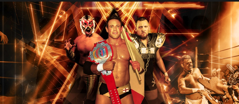 REVIEW: Superslam Wrestling at Wyvern Theatre