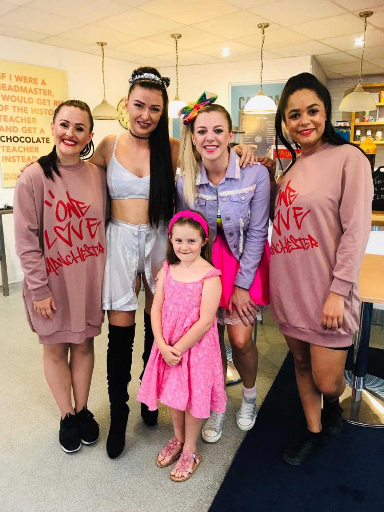 Review: A Tribute to Ariana Grande & JoJo Siwa at Wyvern Theatre