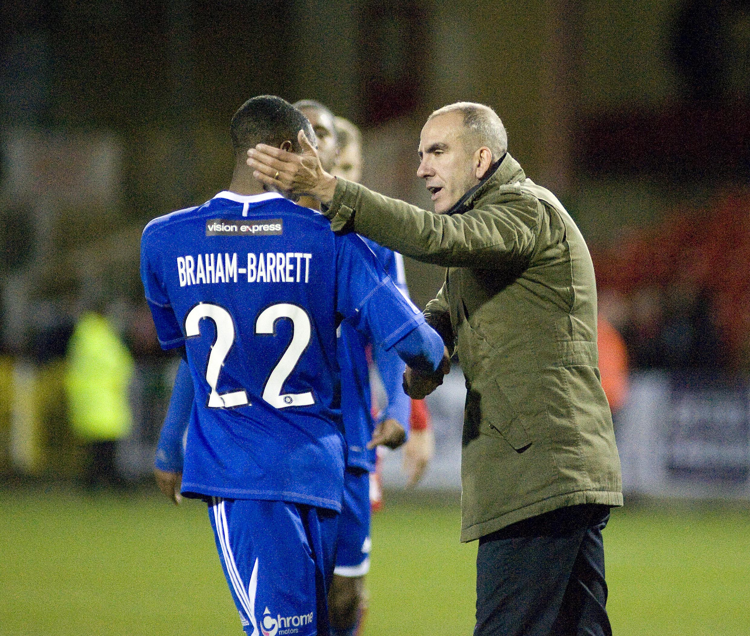 Swindon Town 0-2 Macclesfield Town: Report & Gallery