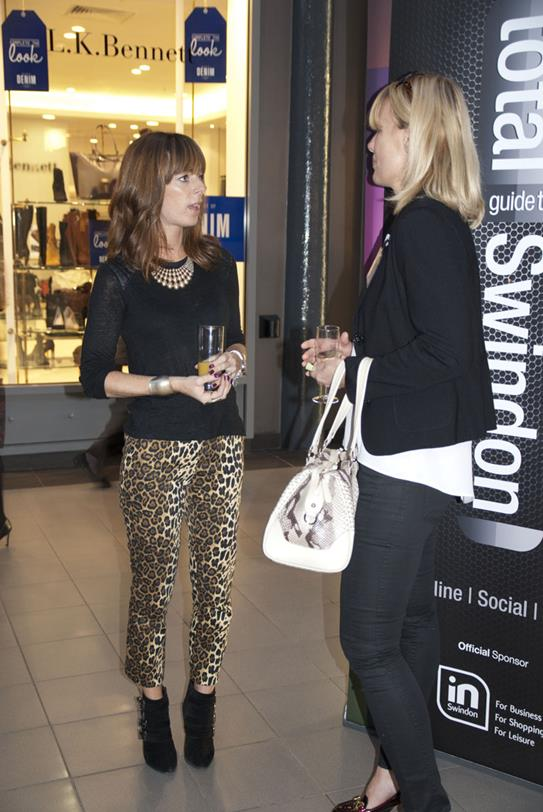 Snapped: Capsule Ladies Networking