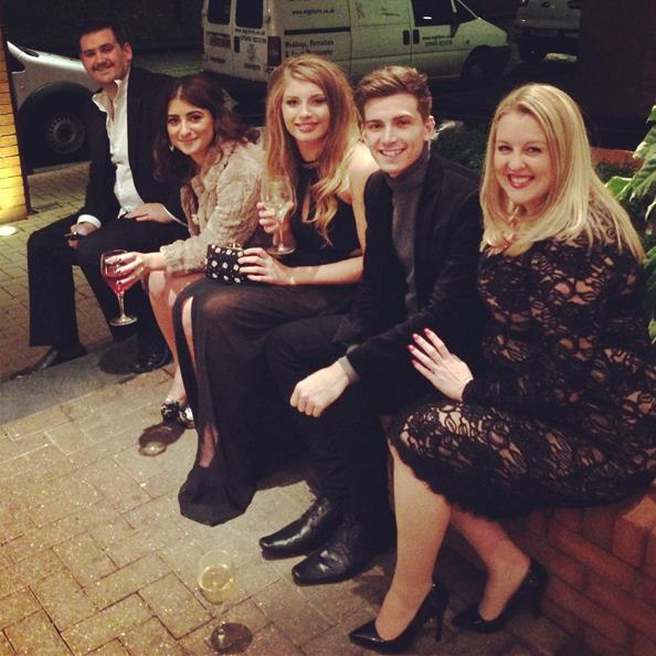 Snapped: Total Swindon Christmas Party 2013