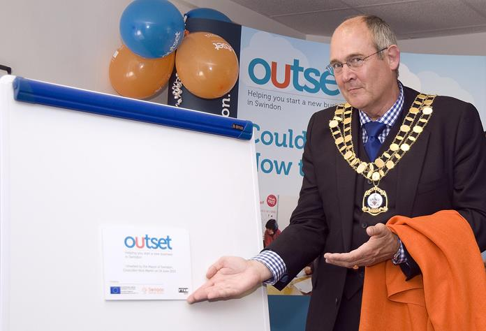 Snapped: Outset Swindon Launch