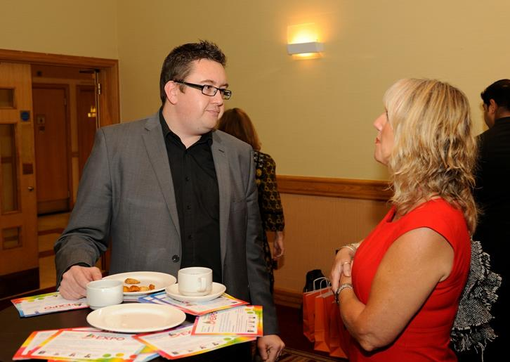 Snapped: Thames Valley Expo Pre-Show Networking Lunch