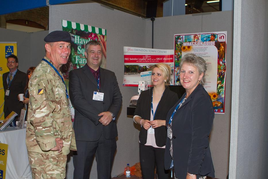 Snapped: Swindon Business Show 2014