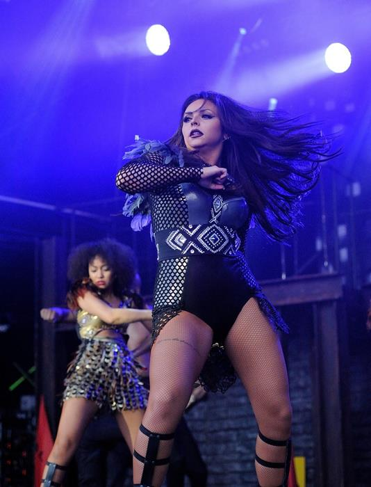 Snapped: Little Mix at Westonbirt National Arboretum