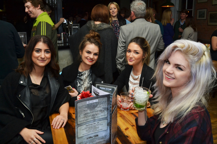 Snapped: Longs Bar VIP Reopening