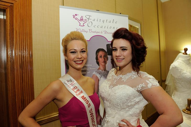 Snapped: Marriott Hotel Wedding Fayre