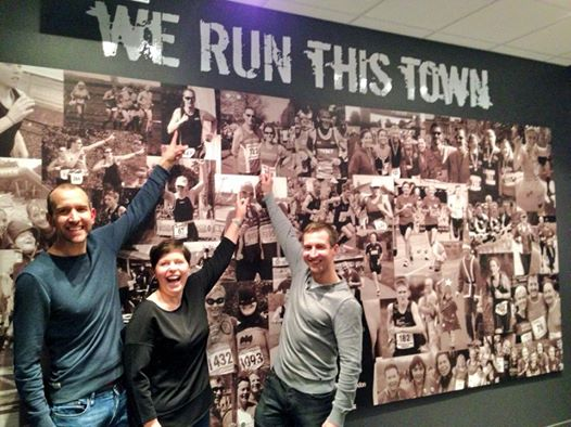 Clips: Run Swindon Relaunches on Wood Street