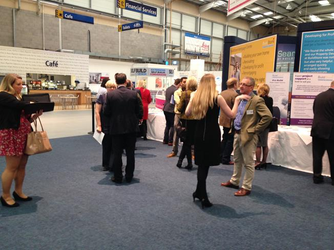 Snapped: Building Swindon Together Networking Event