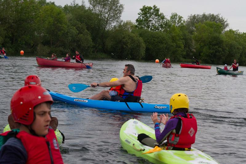 Snapped: South Cerney Outdoor's May Bank Holiday Fun