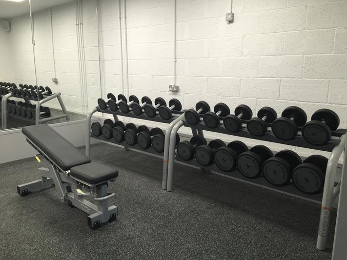 Snapped: Haydon Centre Gym