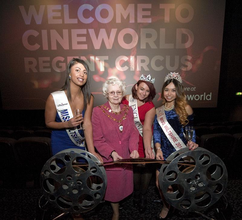 Snapped: Cineworld Regent Circus Launch