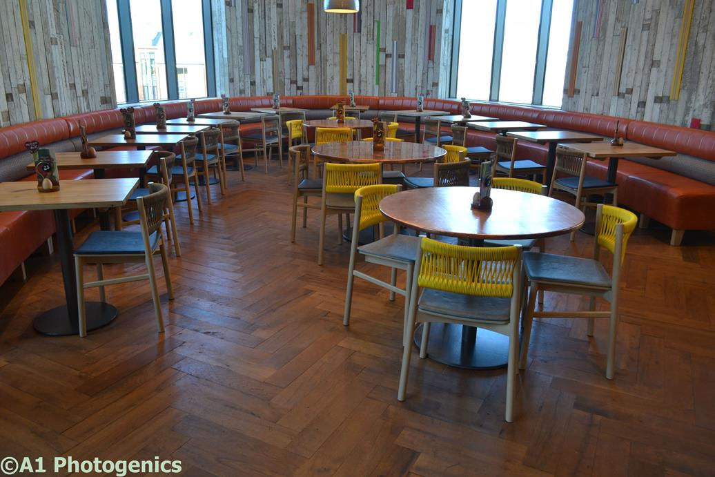 Snapped: Nando's Opening Swindon
