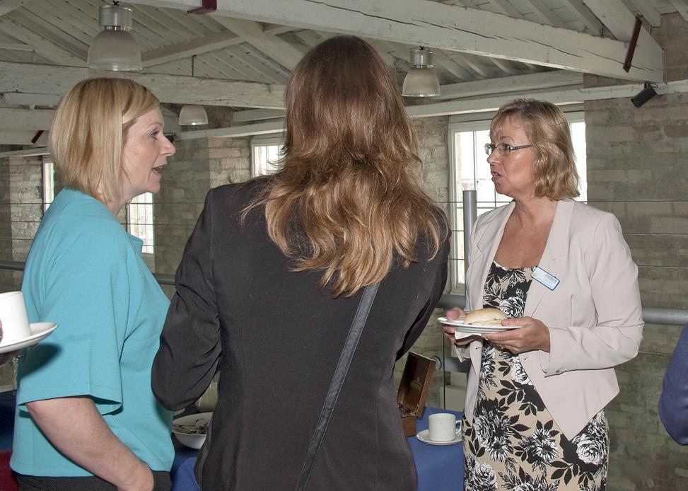Snapped: Inspire Business Breakfast Launch