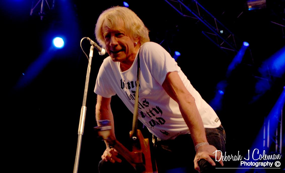 Snapped: Status Quo at Lechlade Festival
