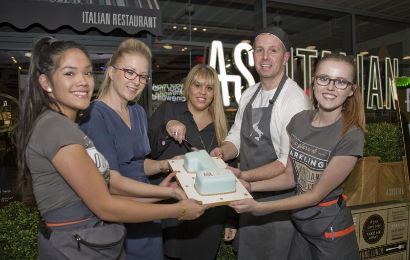 Snapped: ASK Italian 1st Birthday